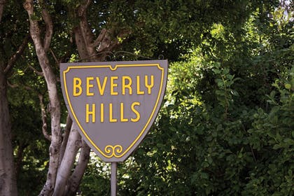 Point of Interest | Beverly Wilshire, Beverly Hills