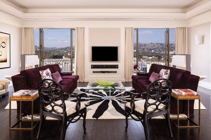 View from Room | Beverly Wilshire, Beverly Hills