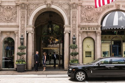 Exterior   Beverly Wilshire, Beverly Hills