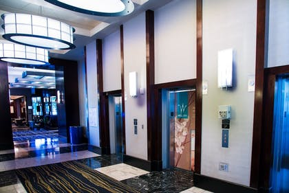 Interior Entrance | Platinum Hotel