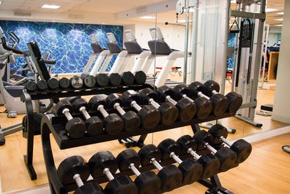 Gym | Platinum Hotel