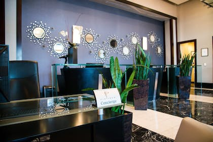 Concierge Desk | Platinum Hotel