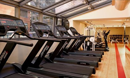 Fitness Facility | The Manhattan at Times Square Hotel