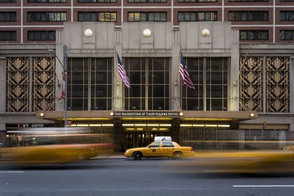 Front of Property | The Manhattan at Times Square Hotel
