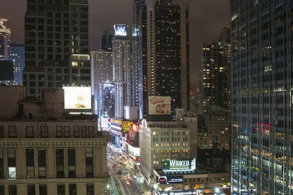 City View | The Manhattan at Times Square Hotel