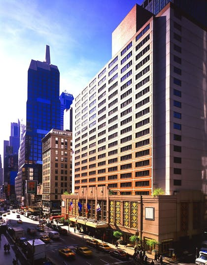 Exterior | The Manhattan at Times Square Hotel