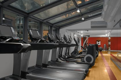 Gym | The Manhattan at Times Square Hotel