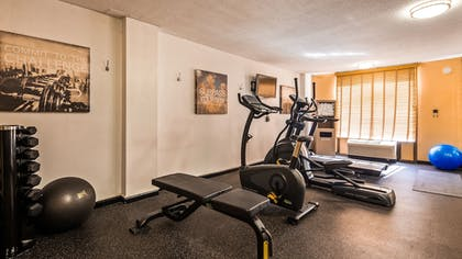 Fitness Facility |  | Best Western Plus Grosvenor Airport Hotel