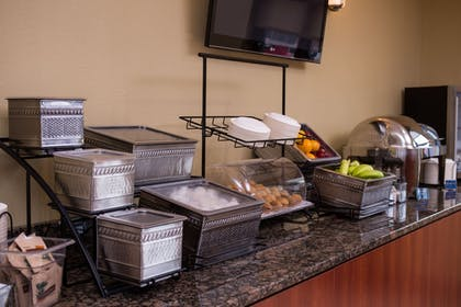 Breakfast Area | Best Western Ambassador Inn & Suites