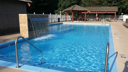 Outdoor Pool | Best Western Ambassador Inn & Suites