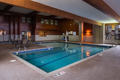 Indoor Pool | Best Western Ambassador Inn & Suites