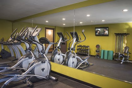 Gym | Best Western Ambassador Inn & Suites