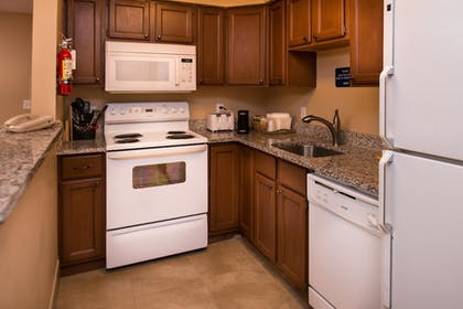 In-Room Kitchen | Best Western Ambassador Inn & Suites