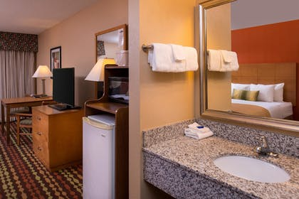 In-Room Amenity | Best Western Ambassador Inn & Suites