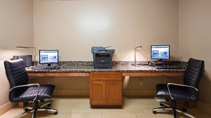 Business Center | Best Western Ambassador Inn & Suites