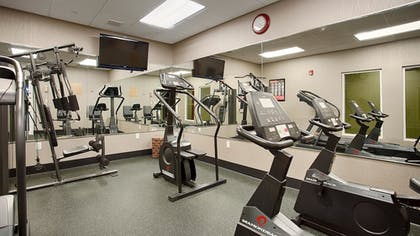 Fitness Facility | Best Western Plus Miami-Doral/Dolphin Mall
