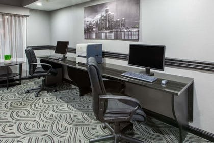 Business Center | Baymont by Wyndham Canton