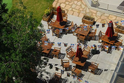 Terrace/Patio | Doubletree Hotel Grand Junction