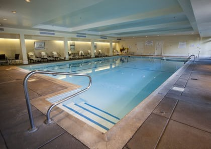 Indoor Pool | The Mansion at Ocean Edge