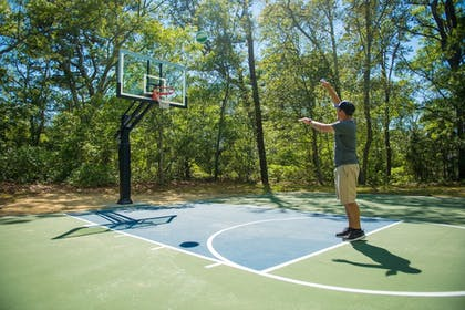 Sport Court | The Mansion at Ocean Edge