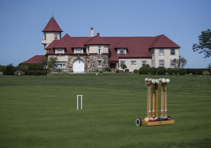 Sports Facility | The Mansion at Ocean Edge