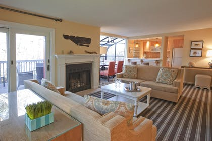 Living Room | The Mansion at Ocean Edge