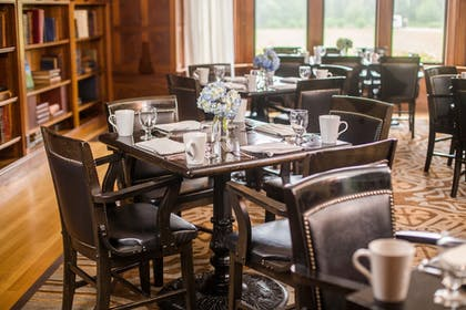 Breakfast Area | The Mansion at Ocean Edge