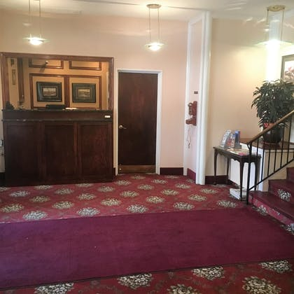 Check-in/Check-out Kiosk | Windsor Park Hotel