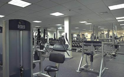Fitness Facility | Resort & Conference Center at Hyannis