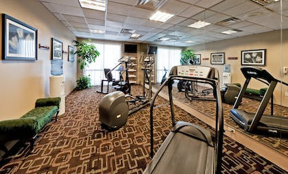 Sports Facility | Hawthorn Suites by Wyndham Midwest City Tinker AFB