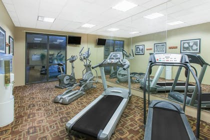 Fitness Facility | Hawthorn Suites by Wyndham Midwest City Tinker AFB