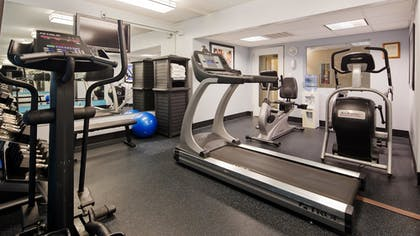 Fitness Facility | Best Western Holiday Lodge
