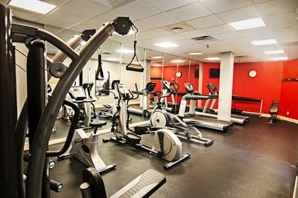 Gym | The Olive Hotel