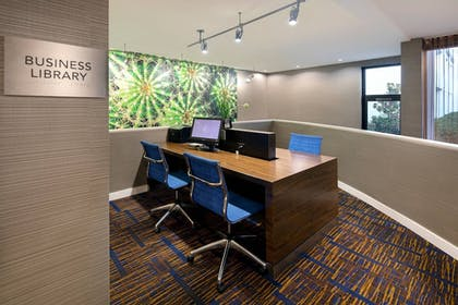 Business Center | Courtyard by Marriott Addison Midway