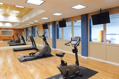 Fitness Facility | Comfort Inn & Suites Event Center