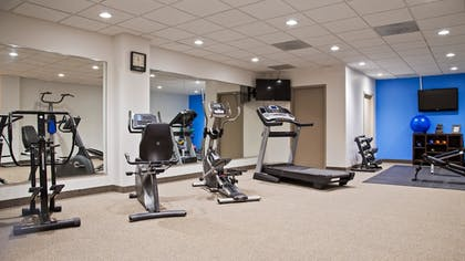 Fitness Facility | Best Western Wooster Hotel