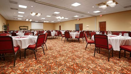 Meeting Facility | Best Western Wooster Hotel