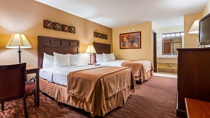 Guestroom | Best Western Center Pointe Inn