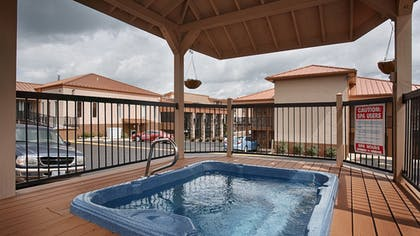 Spa | Best Western Center Pointe Inn
