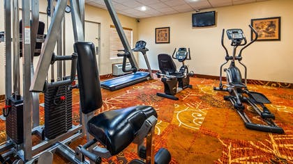 Fitness Facility | Best Western Center Pointe Inn