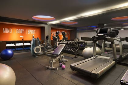 Fitness Facility   J House Greenwich