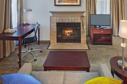 Guestroom | New Haven Village Suites