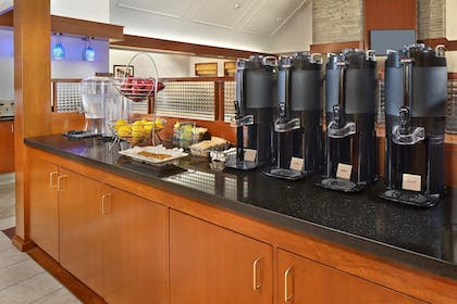 Coffee Service | New Haven Village Suites