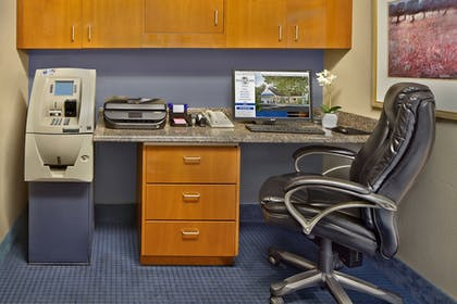 Business Center | New Haven Village Suites