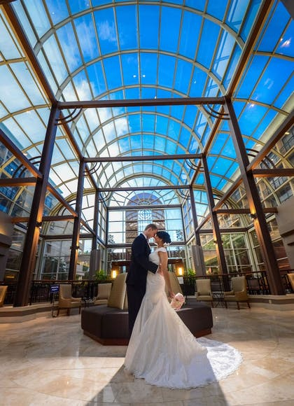 Indoor Wedding | Sheraton Orlando North Hotel