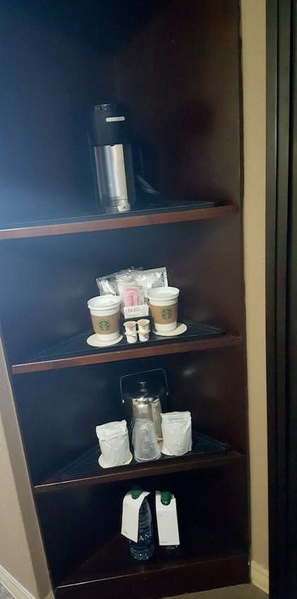 In-Room Coffee | Sheraton Orlando North Hotel