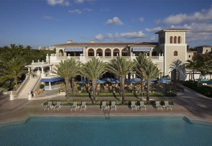 Hotel Front | The Breakers Palm Beach