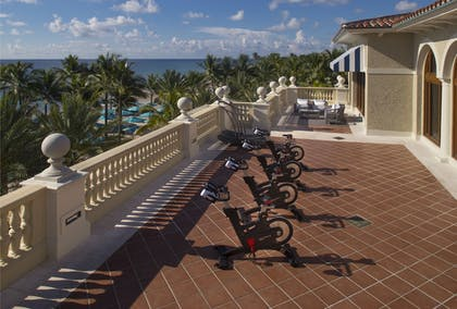 Fitness Facility | The Breakers Palm Beach