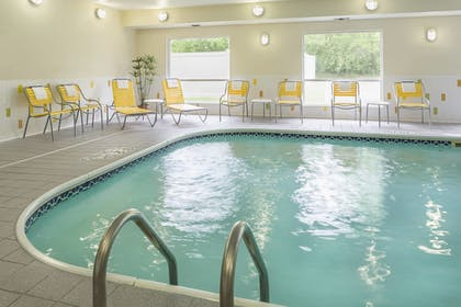 Sports Facility | Fairfield Inn & Suites Jackson