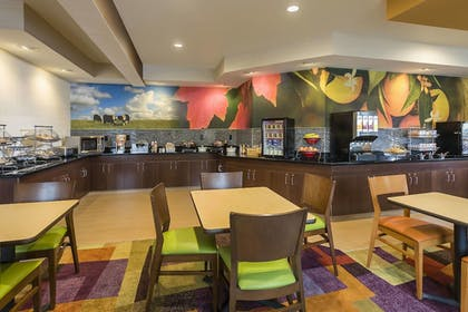 Restaurant | Fairfield Inn & Suites Jackson